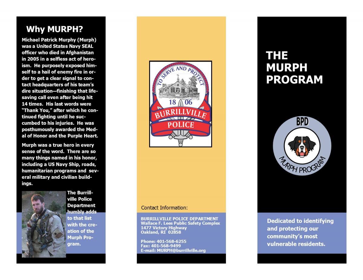 Murph Program